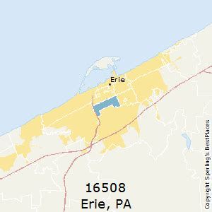 best places to live in erie zip 16508 pennsylvania