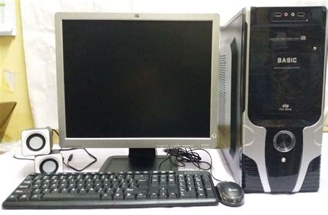 Monitor Komputer Bekas Surabaya komputer murah baru bekas zaindo computer
