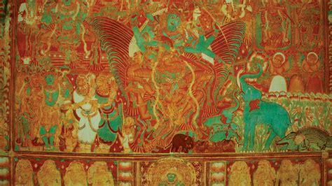 painting images krishnapuram palace where one can find india s largest