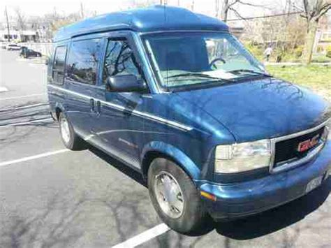 2002 chevy astro and gmc safari van shop manual set repair service minivan ebay sell used 2002 gmc safari astro van all wheel drive conversion custom high top rv cer in