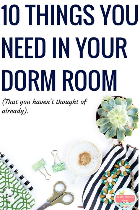 what do you need for college room 34 best images about ideas on college supply list things to make and organize