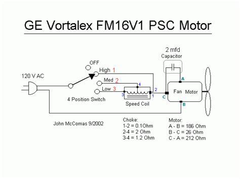 ge vortalex fan parts psc wiring diagram 18 wiring diagram images wiring