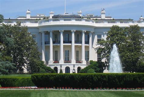 white house blog portico art history glossary