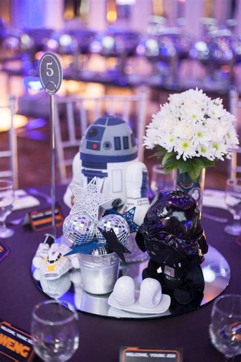 blue and silver wars birthday awesome ideas wars birthday wars