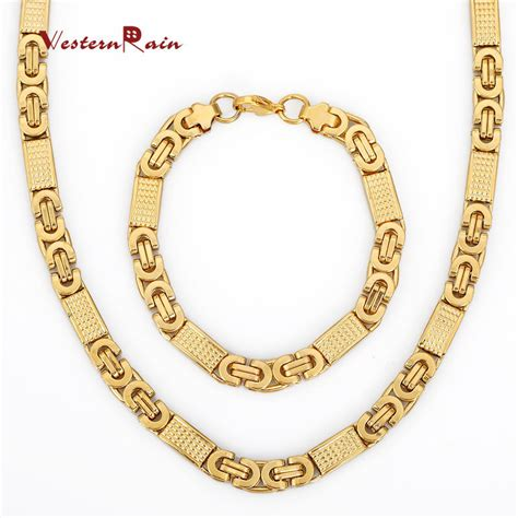 aliexpress kuwait aliexpress com buy gold color stainless steel necklace