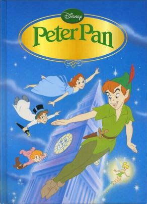 peter pan a classic 1840116897 peter pan disney classics by parragon hardcover barnes noble 174