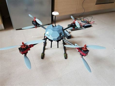 Tarot 650 Sport Pro Quadcopter Copter Tl65s01 tarot 650 sport tl65s01 quadcopter with retractable