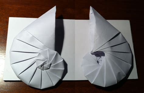 Origami Shell - money origami car how to