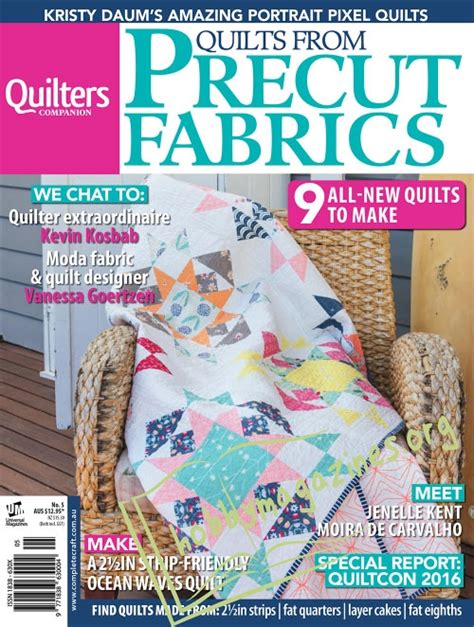 easy quilts from precut fabrics books quilts from precut fabrics issue 5 2016 187 hobby