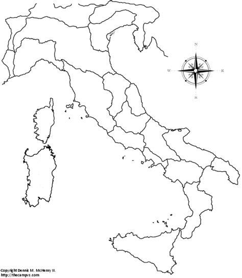 coloring page map of italy map of italy to color travelquaz com