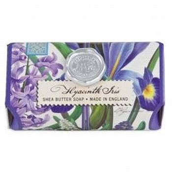 michel design wrapped soap narcissus michel design wrapped soap hyacinth