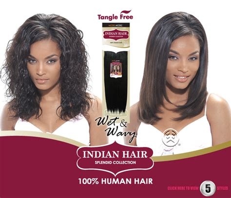 weave that can be worn curly or straight model model 100 human hair weave indian hair collection