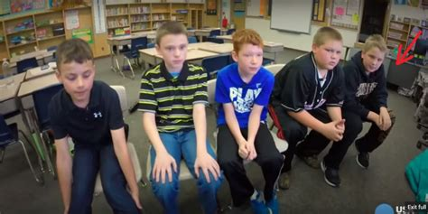 13 year old boy quiz 5 13 year old boys are asked why one kid was bullied