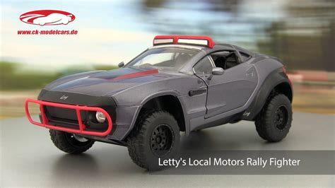 2017 rally fighter ck modelcars letty s local motors rally fighter