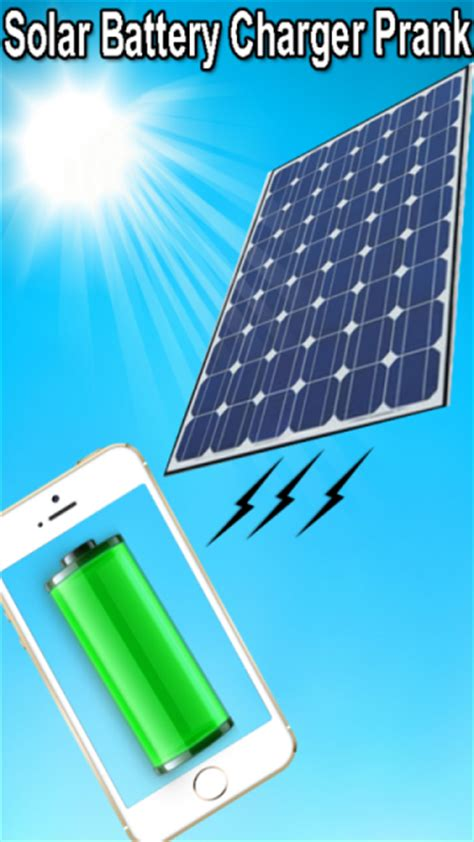 solar 360 battery charger solar battery charger prank apk for android