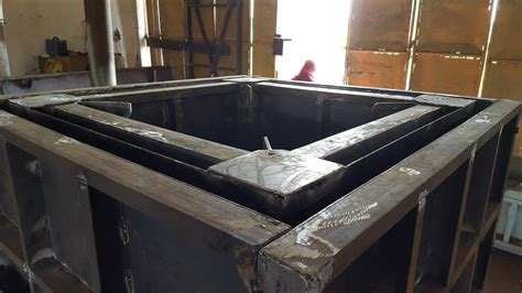 Cetakan Beton Box Culvert 3500 jual cetakan beton box culvert harga murah surabaya oleh