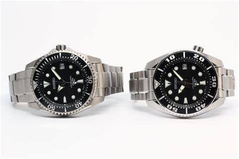 Review: Seiko Sumo (SBDC001) and Seiko Shogun (SBDC007)   Comparison   Watch Freeks