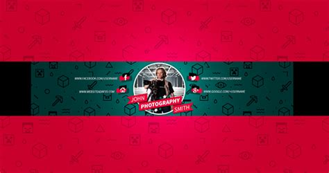 layout para banner youtube 41 plantillas de banner de youtube creativas