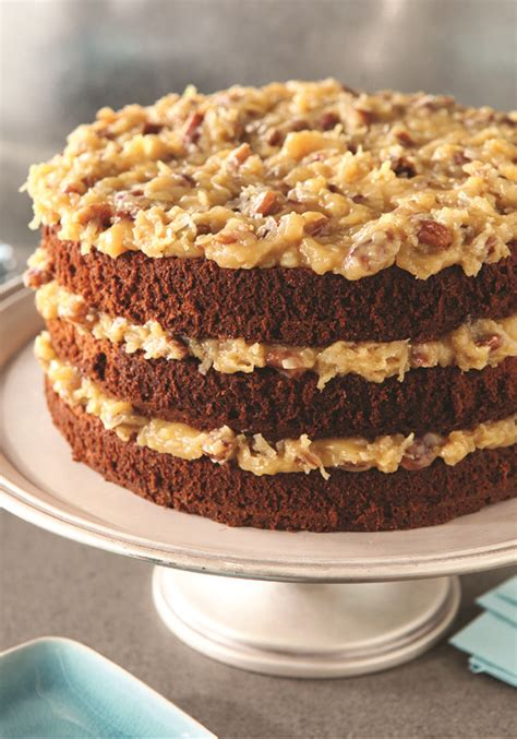 The Sweet Recipe Cake original baker s german s sweet chocolate cake recipe i