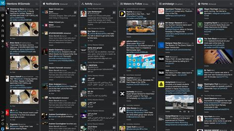 Teet Deck by Tweetdeck Tips And Tricks To Master All Things