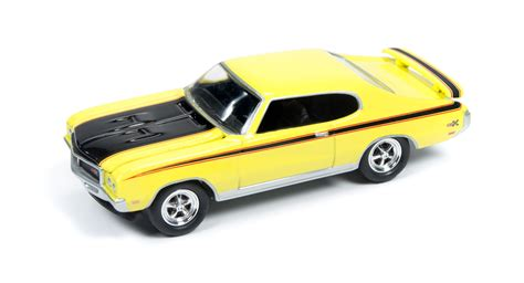 Johnny Lighting Cars by Johnny Lightning 1 64 Cars Usa Release 1 Version A Round2