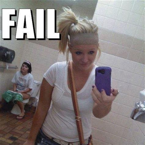 bathroom selfies nude epic selfie fail