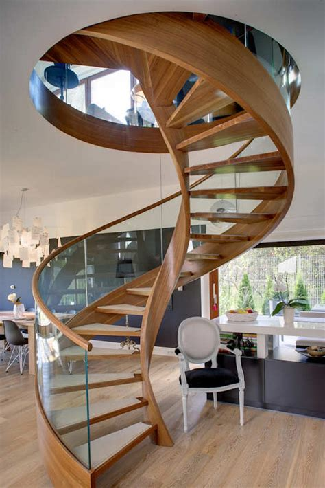 Winding Staircase Design Best Interior Design House