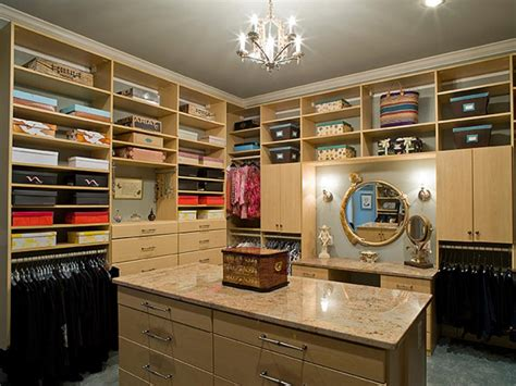 dressing closet 10 stylish walk in bedroom closets hgtv