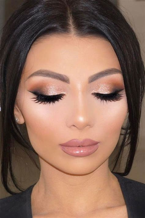 make up for a 43 year old 30 glamour boasting and simple prom makeup ideas prom