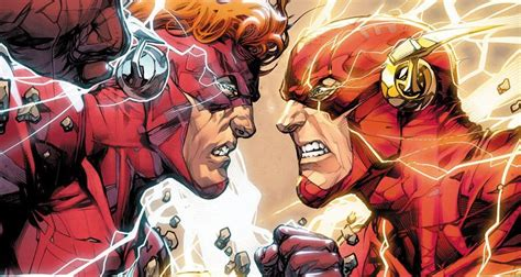 Dc Justre War The Flash dc comics universe the flash 45 spoilers wally west changed forever is this the catalyst