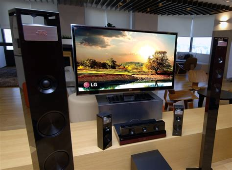 lg bh9420pw 3d home theater system delivers 9 1 channels