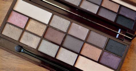 Eyeshadow 6 Chocolate Pallete Kmrx rocaille writes chocolate bar dupe makeup revolution