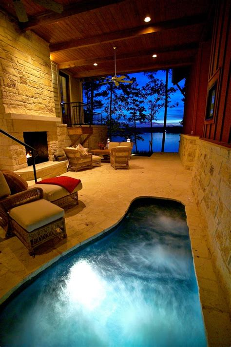 indoor outdoor tub room 327 best images about beautiful tubs on
