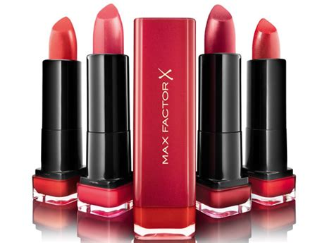 Lipstick Max Factor Indonesia max factor marilyn lipstick collection beautyalmanac