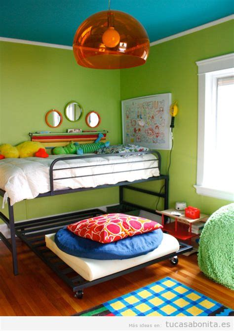 ideas para decorar dormitorios infantiles dormitorios infantiles tu casa bonita ideas para
