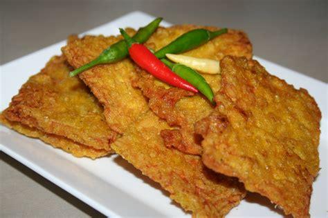 resep tempe mendoan resep masakan dapur arie