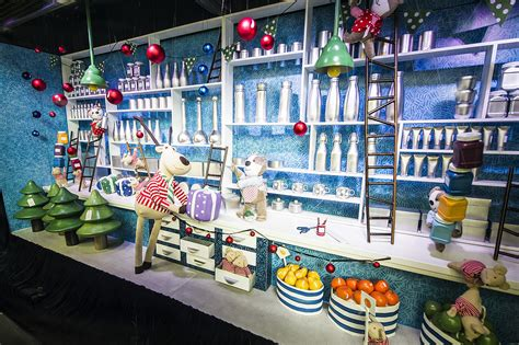 david jones 2014 christmas windows popsugar fashion
