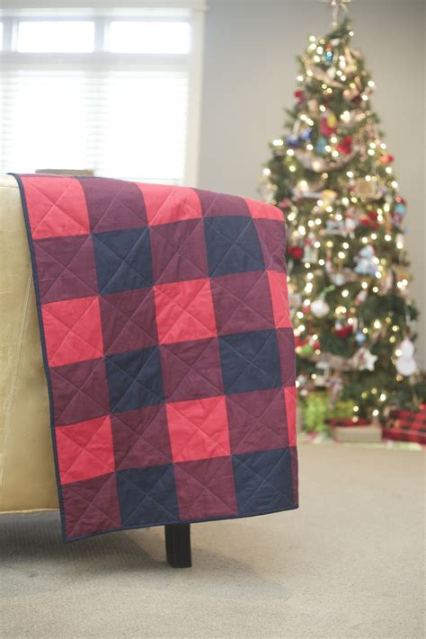 Buffalo Check Quilt by Buffalo Check Quilt Put A Pin In It
