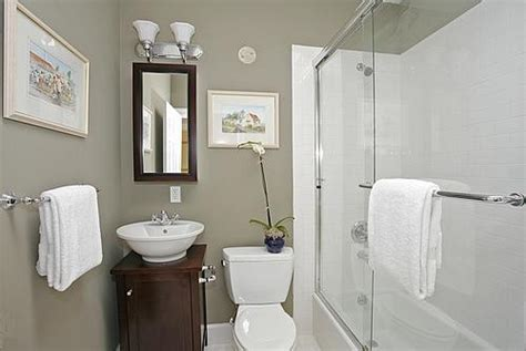 great colors for bathrooms banheiros de todos os tamanhos simples decora 231 227 o