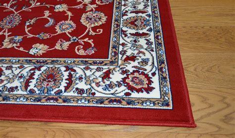 tappeti a basso costo tappeti classici persiani orientali colore rosso