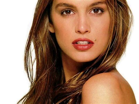commercial actress with mole on face cindy crawford en argentina taringa