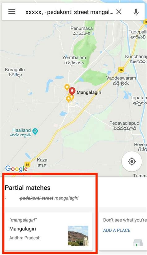smart redesign makes google maps easier on the eyes address search experience on google maps gets better for india