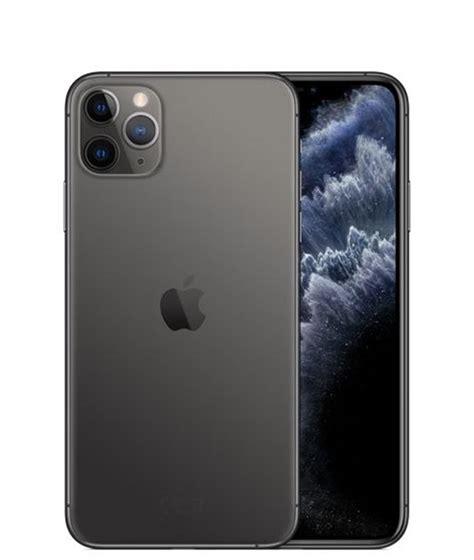 apple iphone  pro max  gb space grau