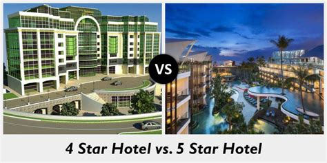 what should a five star hotel have to offer ground report difference between a 4 star and a 5 start hotel alpfly