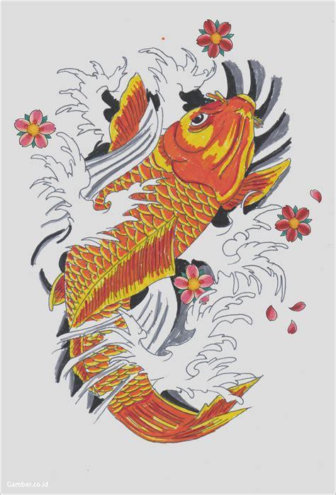 tatto ikan koi di badan gambar co id kumpulan gambar dan walpaper paling lengkap