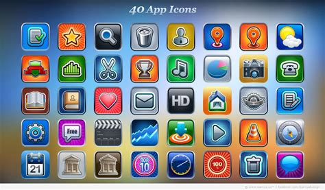 20 Vector App Icons To Images - Free App Icons, Vector App ...
