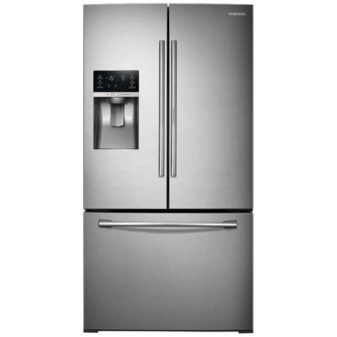 shop samsung 27 8 cu ft door refrigerator with