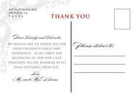 thank you postcards weneedfun