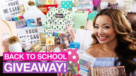 Kroger Teacher Supply Giveaway 2017 - biggest back to school giveaway 2017 enter here