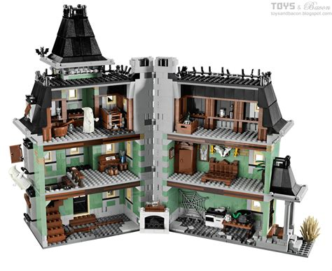 Old Victorian House Floor Plans by Monster Kid Mansion Curio Lair